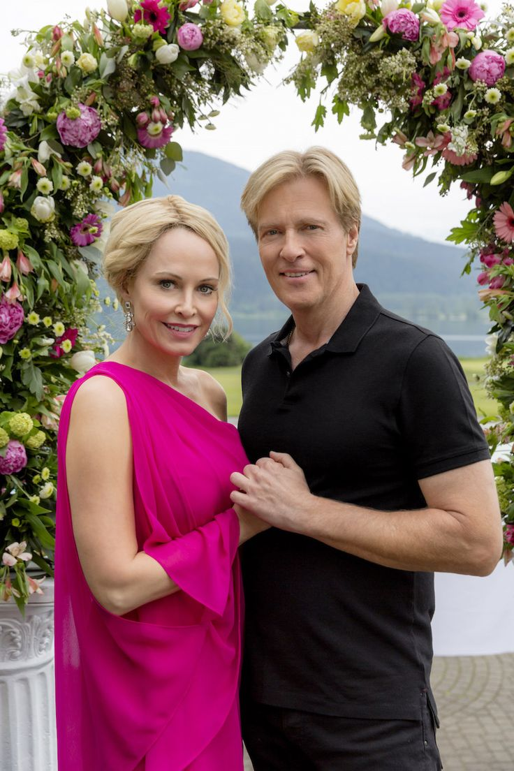 Catch When Calls the Heart favorites Josie Bissett and Jack Wagner in Wedding March 2 - part of our June Weddings celebration on Hallmark Channel! How will two former college sweethearts reunite to run a wedding resort?  #JuneWeddings #HallmarkChannel #Hearties