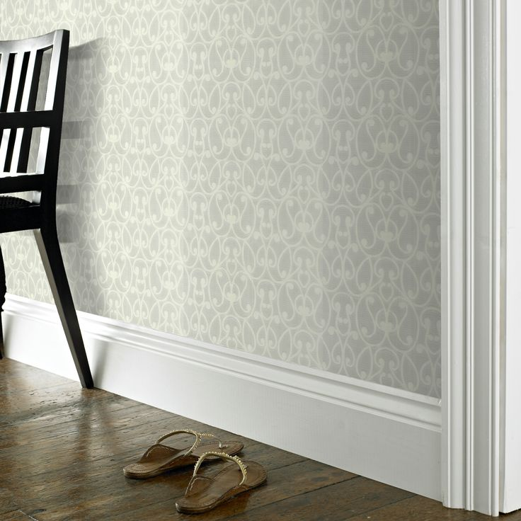Classic neutrals to suit any room #walls #patterns
