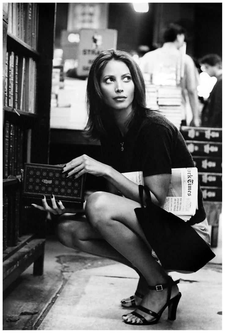 Christy Turlington - Shot Pamela Hanson Esquire, November 1997