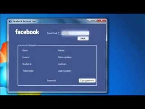 Facebook Hack 2015 SOFTWARE DOWNLOAD