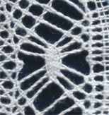 Klöppeln lernen - Spinne
