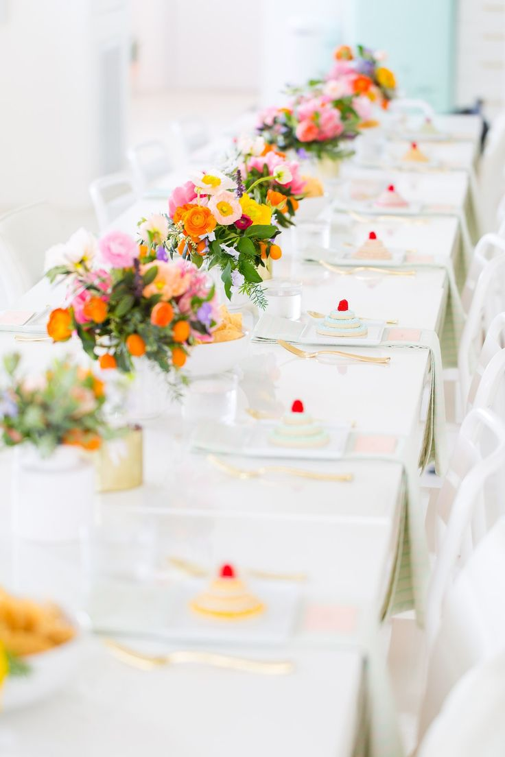 The Spring Bridal Shower we Hosted | Bridal showers, Shower inspiration and Event design