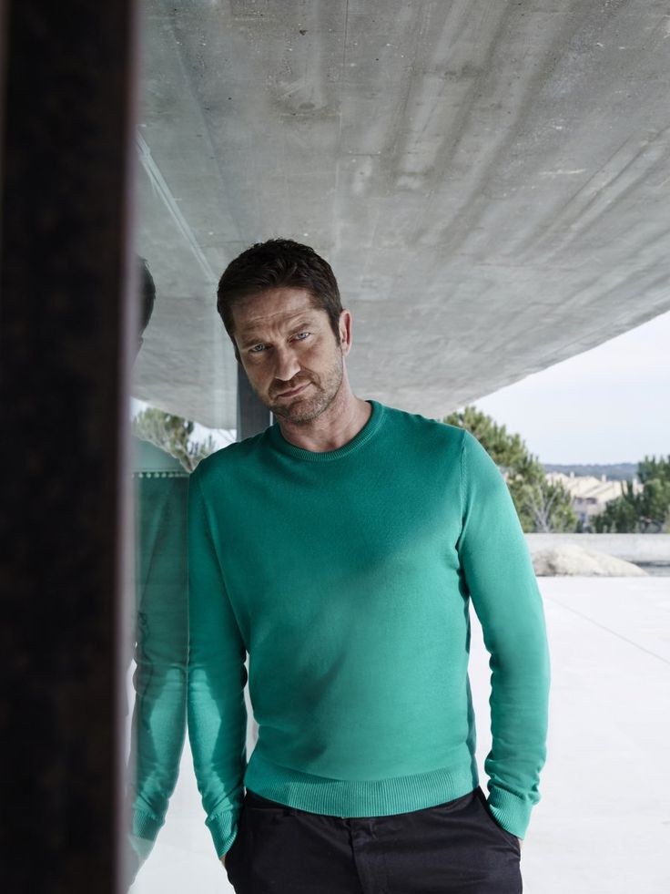 Gerard Butler is BOSS Bottled TONIC | MODA.CZ