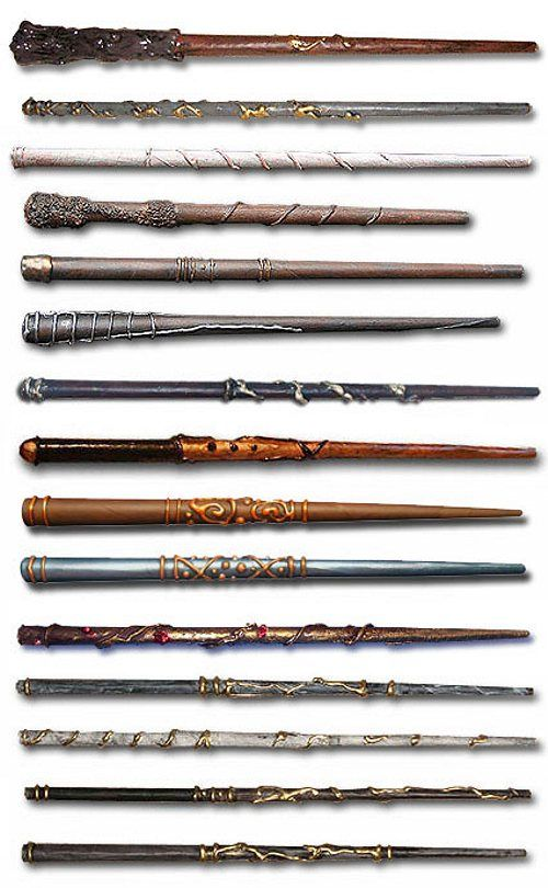 The wand is used to summon the rulers of the 4 directions for Harry potter ivy wand