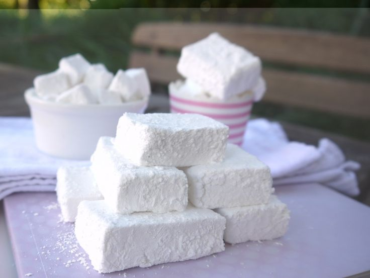 Vegetarian Marshmallow recipe