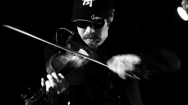 DAY235 - Ashley MacIsaac - A couple Irish Jigs and The Lively Steps