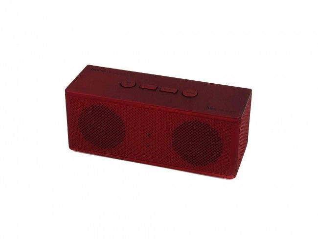 Pure Acoustics Hipbox Mini bordeaux - Radio's met Bluetooth - Radio's - 123platenspeler.nl