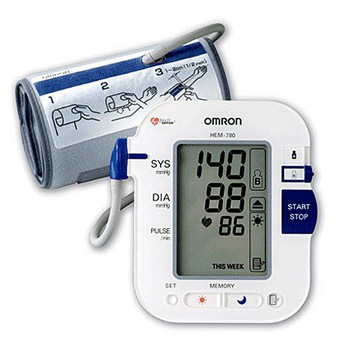 Omron HEM-780 Automatic Blood Pressure Monitor with ComFit Cuff at http://suliaszone.com/omron-hem-780-automatic-blood-pressure-monitor-with-comfit-cuff/
