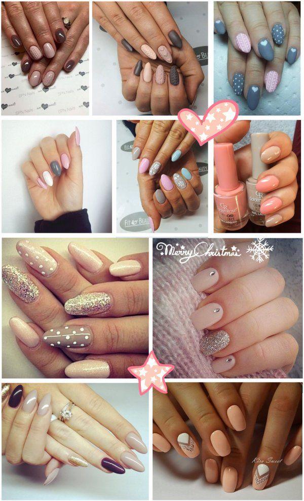 ZIMOWE TRENDY  ❄️❄️❄️ Otulamy paznokcie niezwykle modnymi...