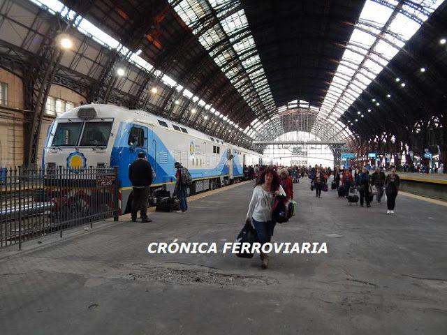 CRÓNICA FERROVIARIA: Trenes: Expectativa por los planes del gobierno de...