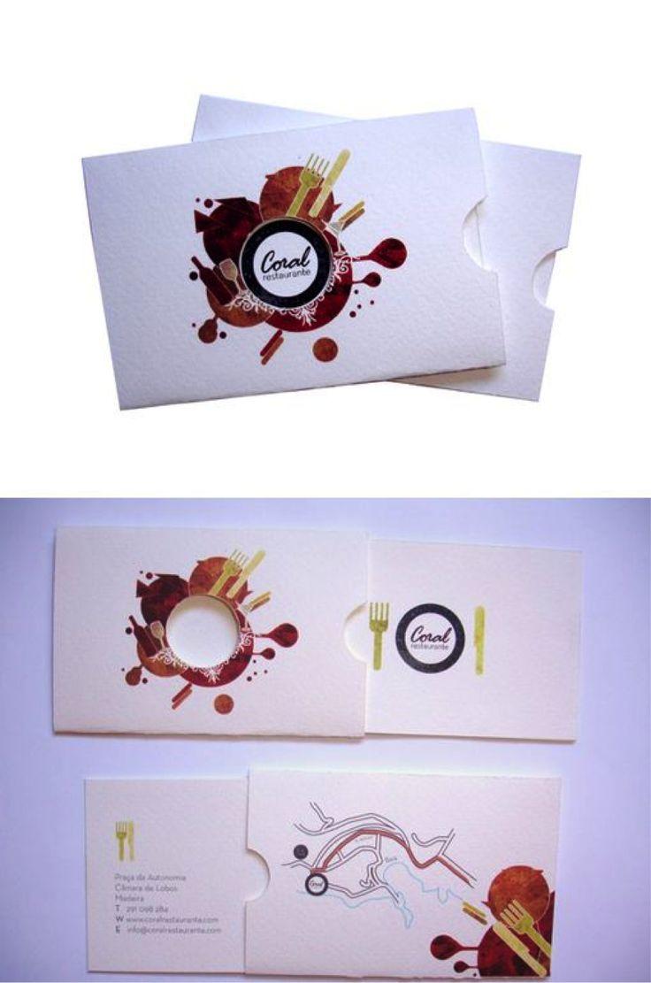 Unique Business Cards Ideas