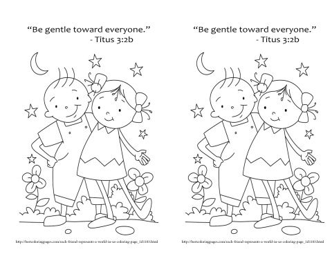 400 best jesus loves the little children images on for David and his brothers coloring page