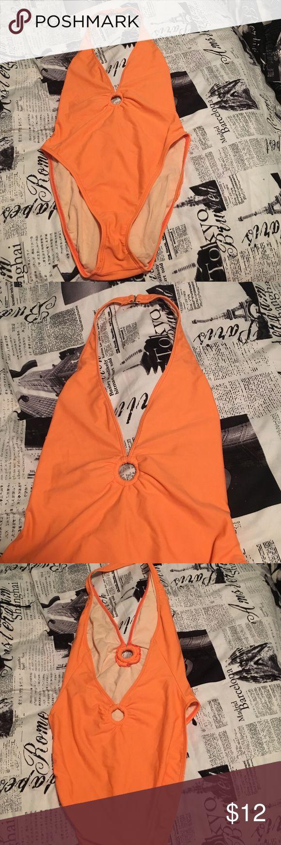 Orange one piece women's swimsuit Orange one piece women's swimsuit La Blanca Swim One Pieces