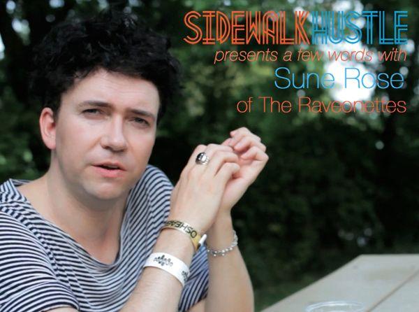Sidewalk Hustle TV: The Raveonettes at Osheaga 2012