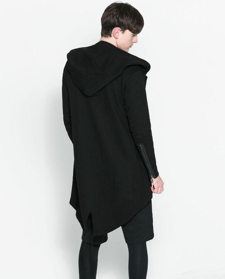 zara man dark collection cape fabulous wear pinterest mantels zara and zara man. Black Bedroom Furniture Sets. Home Design Ideas