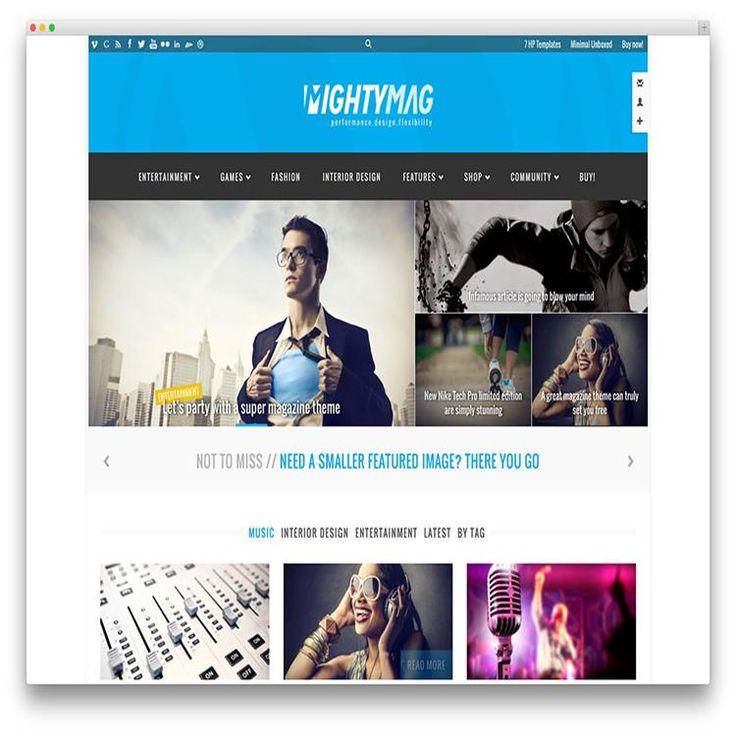 mightymag-wordpress-template-theme