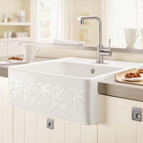 Zlewozmywak ceramiczny modułowy http://www.hansloren.pl/zlewozmywaki/VILLEROY-BOCH
