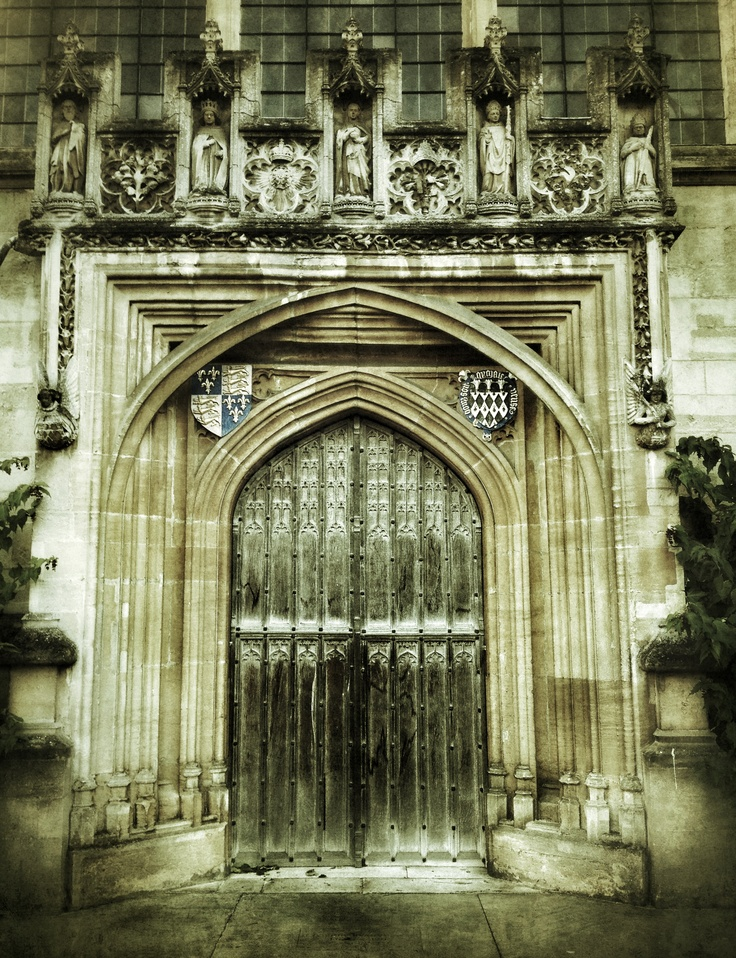Magdalen College doors Oxford & 404 best UNIVERSITY OF OXFORD images on Pinterest | Oxford england ...