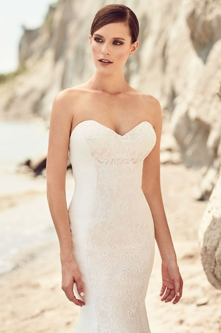 Belle wedding dress style 217