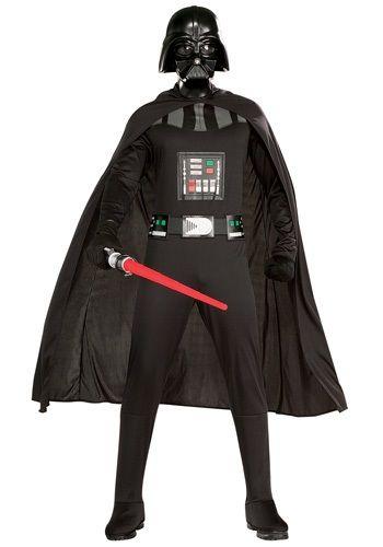 Darth Vader Adult Costume - Stars Wars Halloween Costumes
