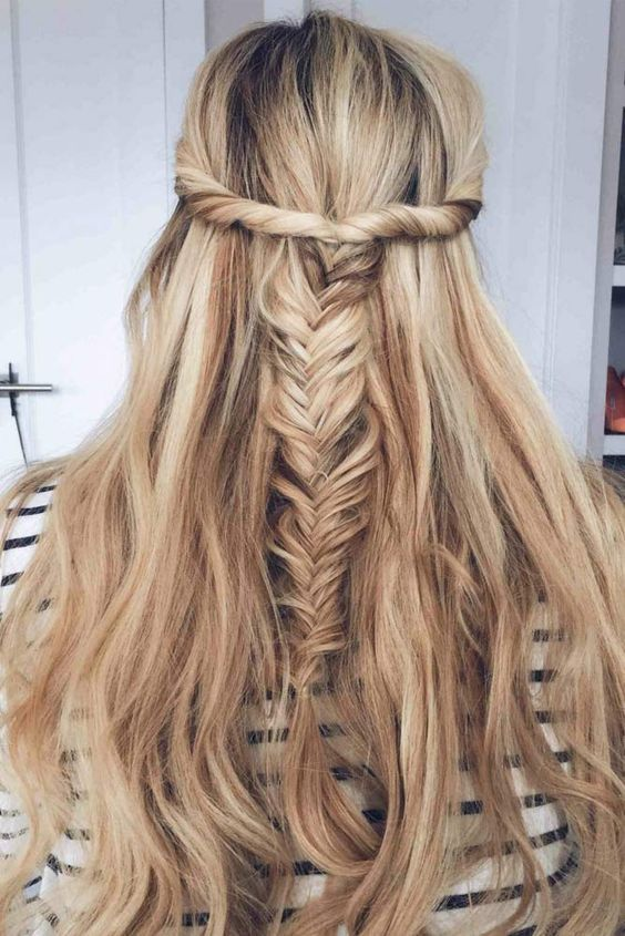 Having long hair can give you many ways to style your hair. You can get new look…
