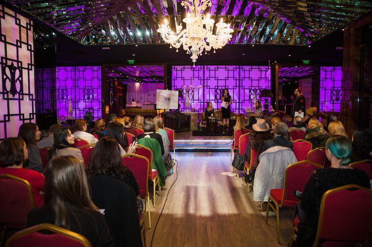 Eveniment de lansare a Asociatiei Clubul Mamicilor by Ellie White, Lounge Bamboo