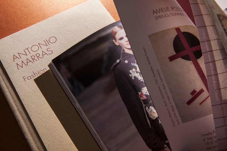 Fashion Unfolds Collection - Antonio Marras