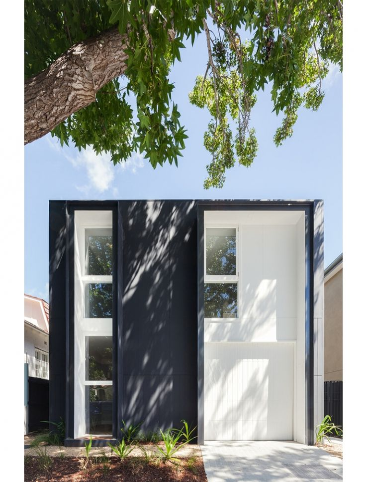 Minimalistisch huis vol zachte tinten