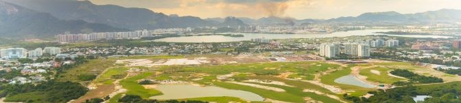 What do you expect from golf's participation in Rio 2016 Olympic Games?