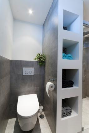 Gerealiseerde badkamers