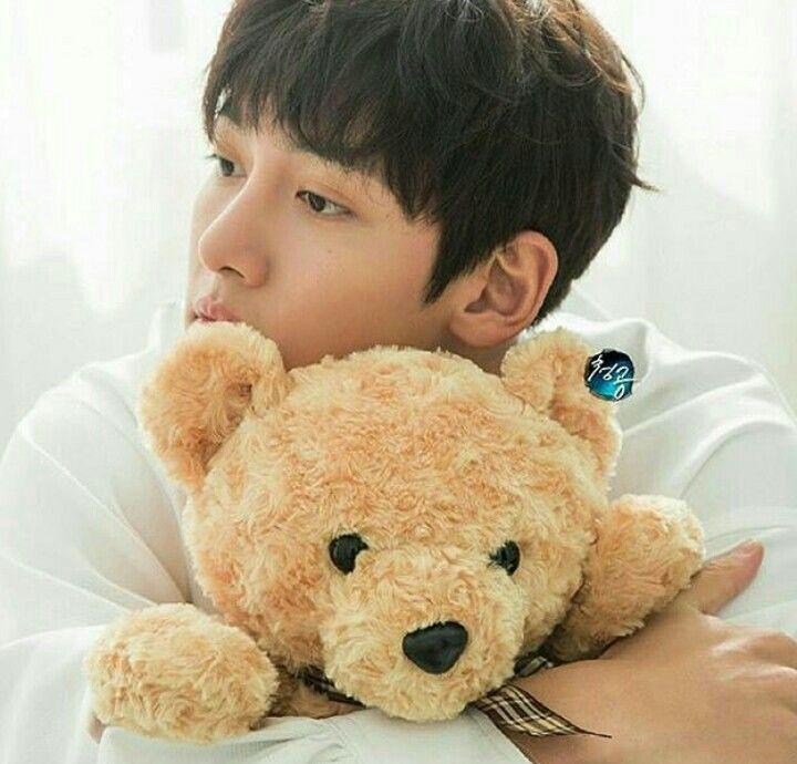 Too cute, Ji Chang Wook