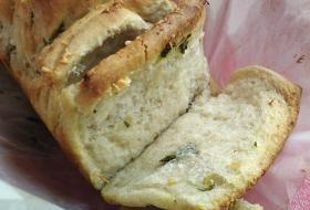 Jak upéct trhací bylinkový a anglický chléb   recept   JakTak.cz