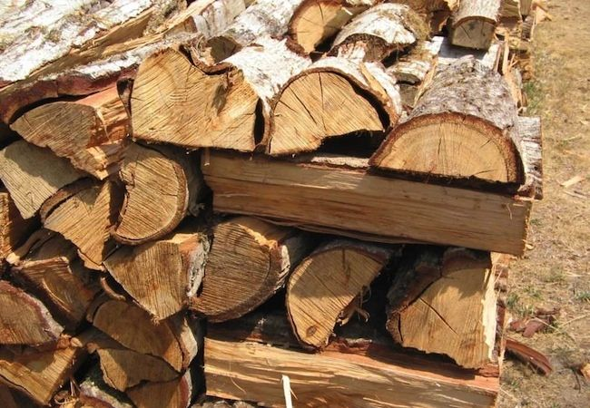 How To: Stack Firewood