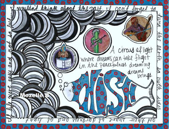 Mozelle Beneskenazi 20% off all items in her Etsy shop. Use Coupon code CAMP20 Original Phish 16 X 20 Poster Print by MozelleB on Etsy