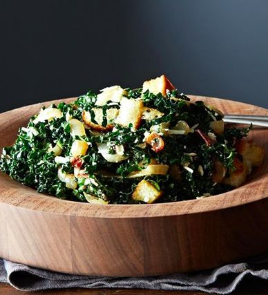 This is by FAR the yummiest way to eat kale