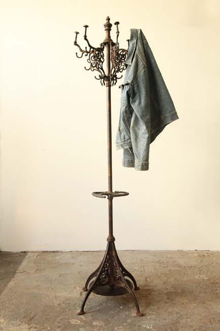 antique coat rack: Antique Coats, Umbrella Stands, Coats Racks, Front Rooms, Antiques Coats, Coat Racks, Umbrellas Stands, Irons Hall, Hall Trees