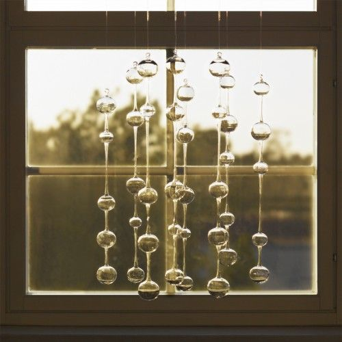 Ateenan Aamu Glass Wind Chimes silo - Ooooooohhhh. Want!