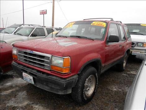 Cheap Ford Explorer for sale in WA - $895