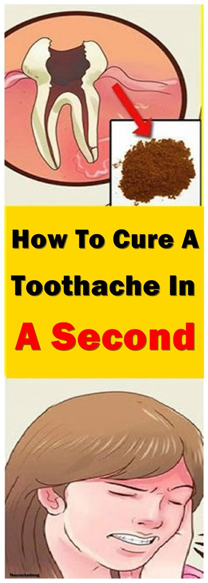 Ladies and gentlemen, I really think that we can all agree on one thing – a toothache is a painful thing that sends a lot of people running straight to the dentist. And, unfortunately, toothaches have a nasty habit of striking in the night, thanks to changes in blood flow, and when the dentist's office is closed. Somet