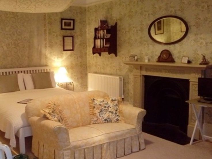 Marlagh Lodge, Ballymena, Double Room, Ensuite (Chintz Room), Guestroom
