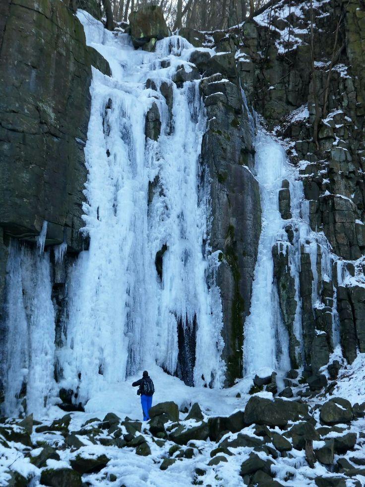 Wannower Wasserfall