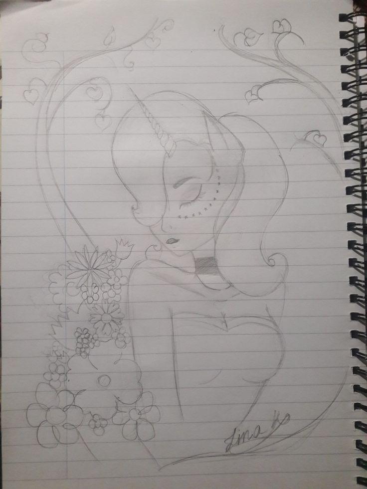 Unicorn Girl 😊🦄🦄