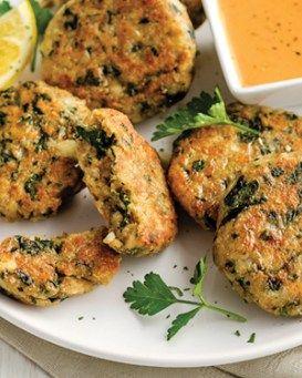 ¡Vamos a comer, provechito! Las tortitas de avena y espinacas son una gran opción para el menú del día. ACITRONAcon …