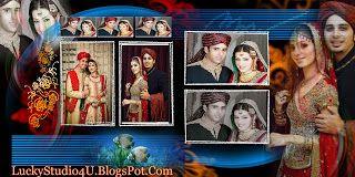 Wedding Karizma Background Psd File For Photoshop - Lucky Studio 4U