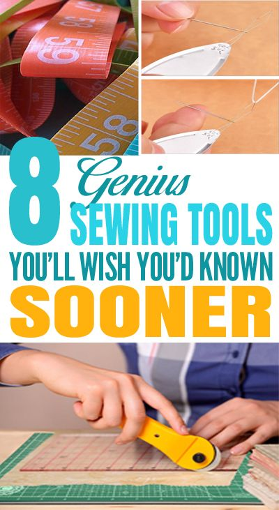 These are the BEST sewing tools I've ever seen! Glad to have found these sewing …