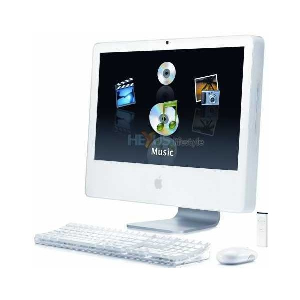 Trade In your old computer for a new iMac desktop or Macbook Pro ::...  liked on Polyvore