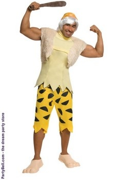 The Flintstones Bamm-Bamm Adult Costume  $41.06