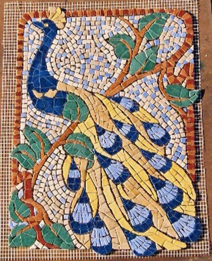 les 579 meilleures images du tableau mosaic divers sur pinterest art de la mosa que. Black Bedroom Furniture Sets. Home Design Ideas