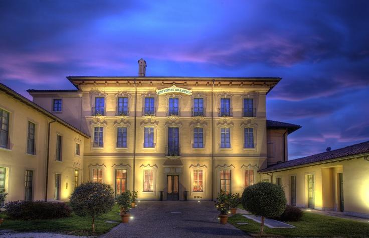 BEST WESTERN Hotel Villa Appiani - Facciata