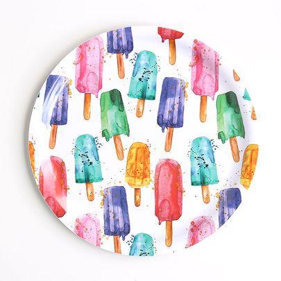 Mehujäätaikaa-tarjotin, pieni I Small Popsicle tray I www.käpynen.fi